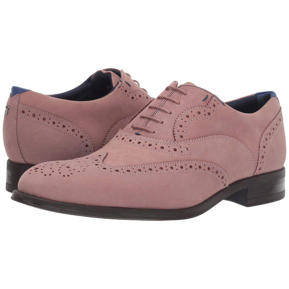 テッドベーカー Ted Baker メンズ 革靴・ビジネスシューズ シューズ・靴【Nelson】Dark Pink