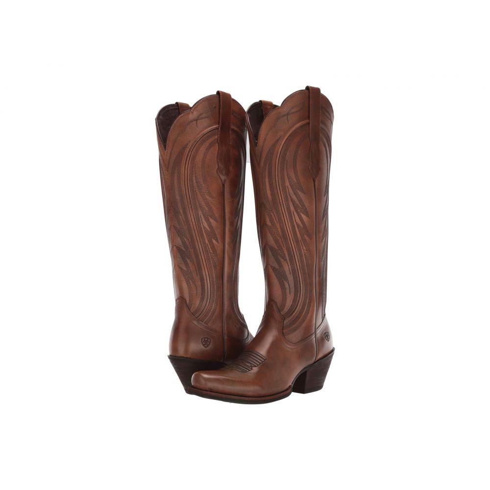 アリアト Ariat レディース ブーツ シューズ・靴【Abilene】Copper Brown