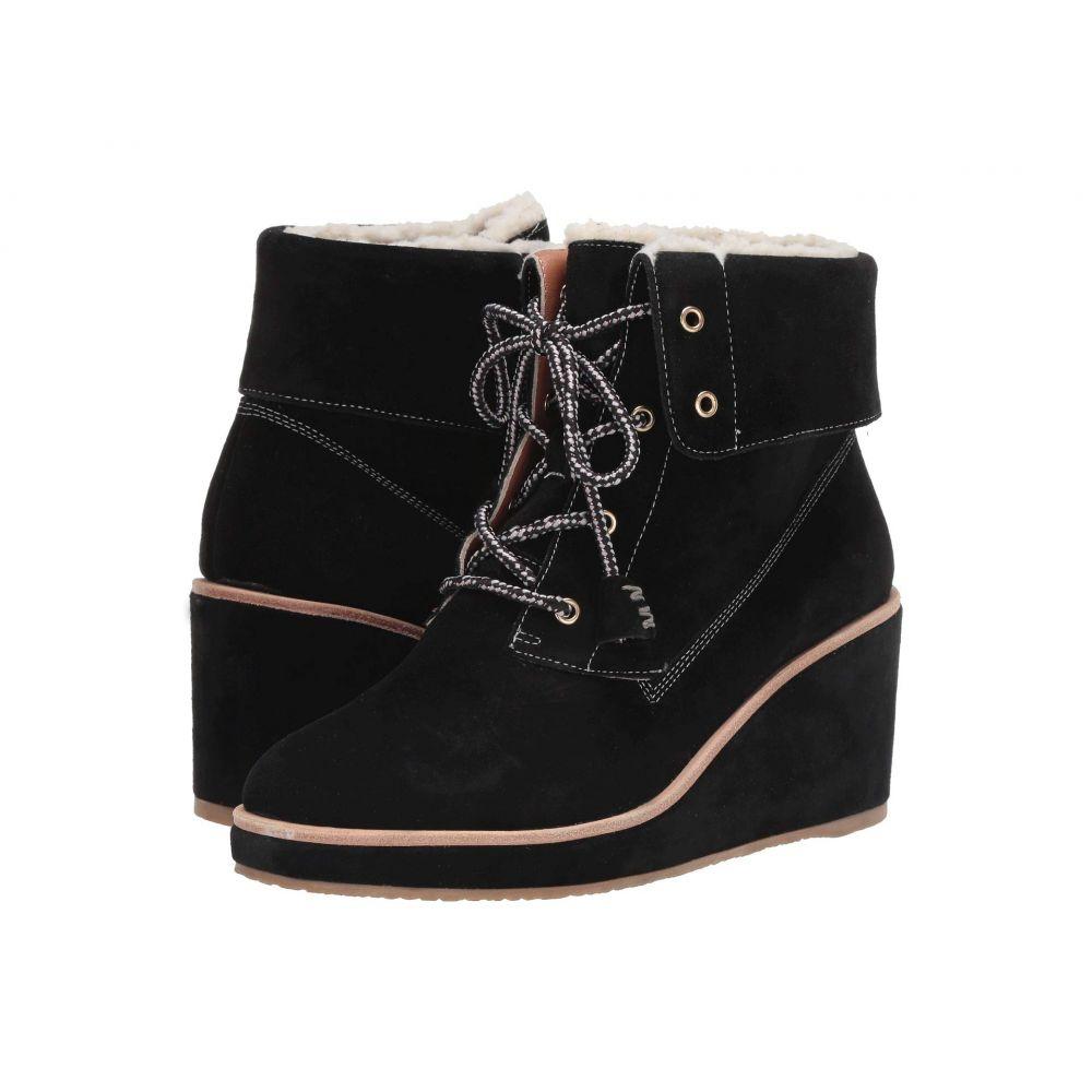 ケイト スペード Kate Spade New York レディース ブーツ シューズ・靴【Areana】Black Suede