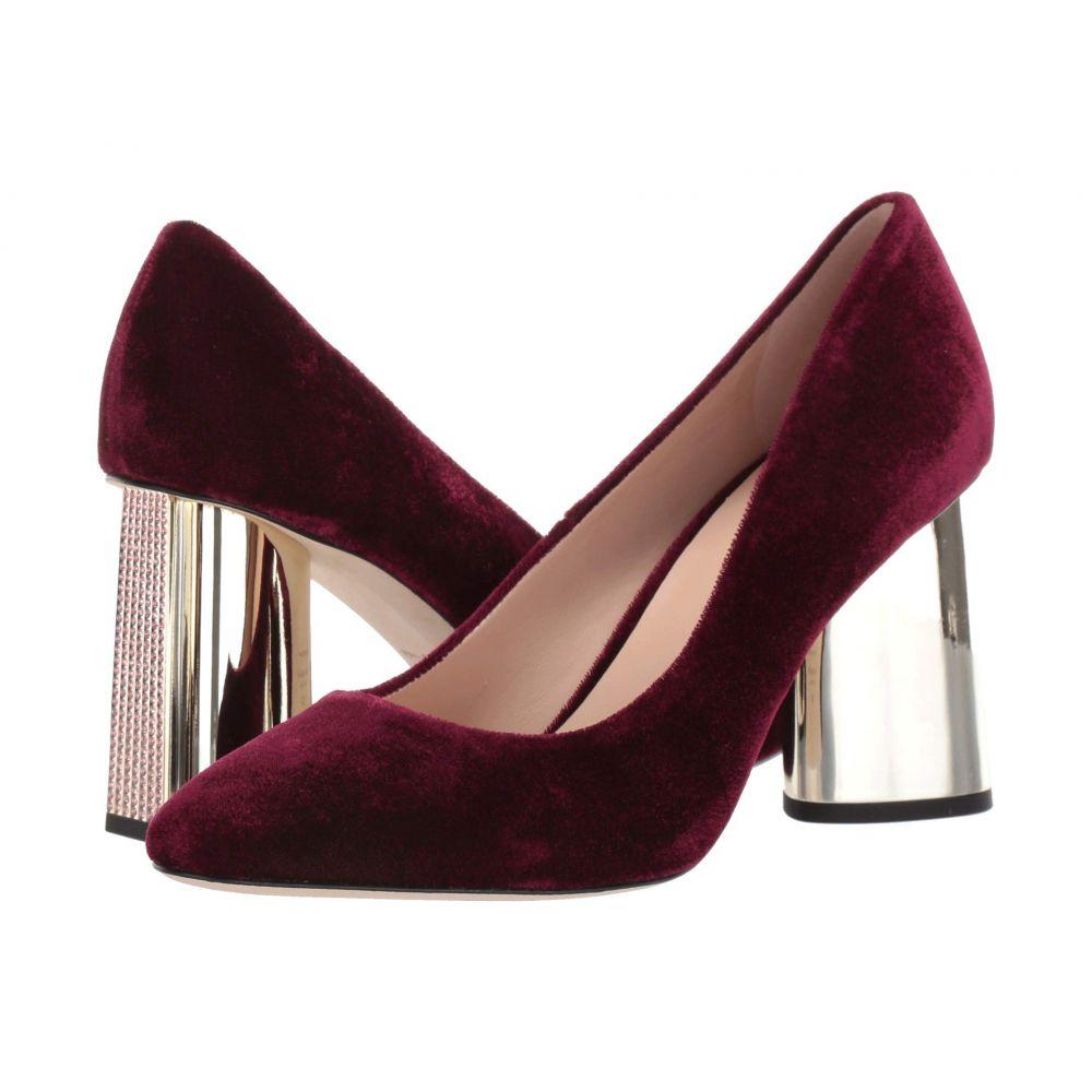 ケイト スペード Kate Spade New York レディース ヒール シューズ・靴【Sybil】Cherrywood