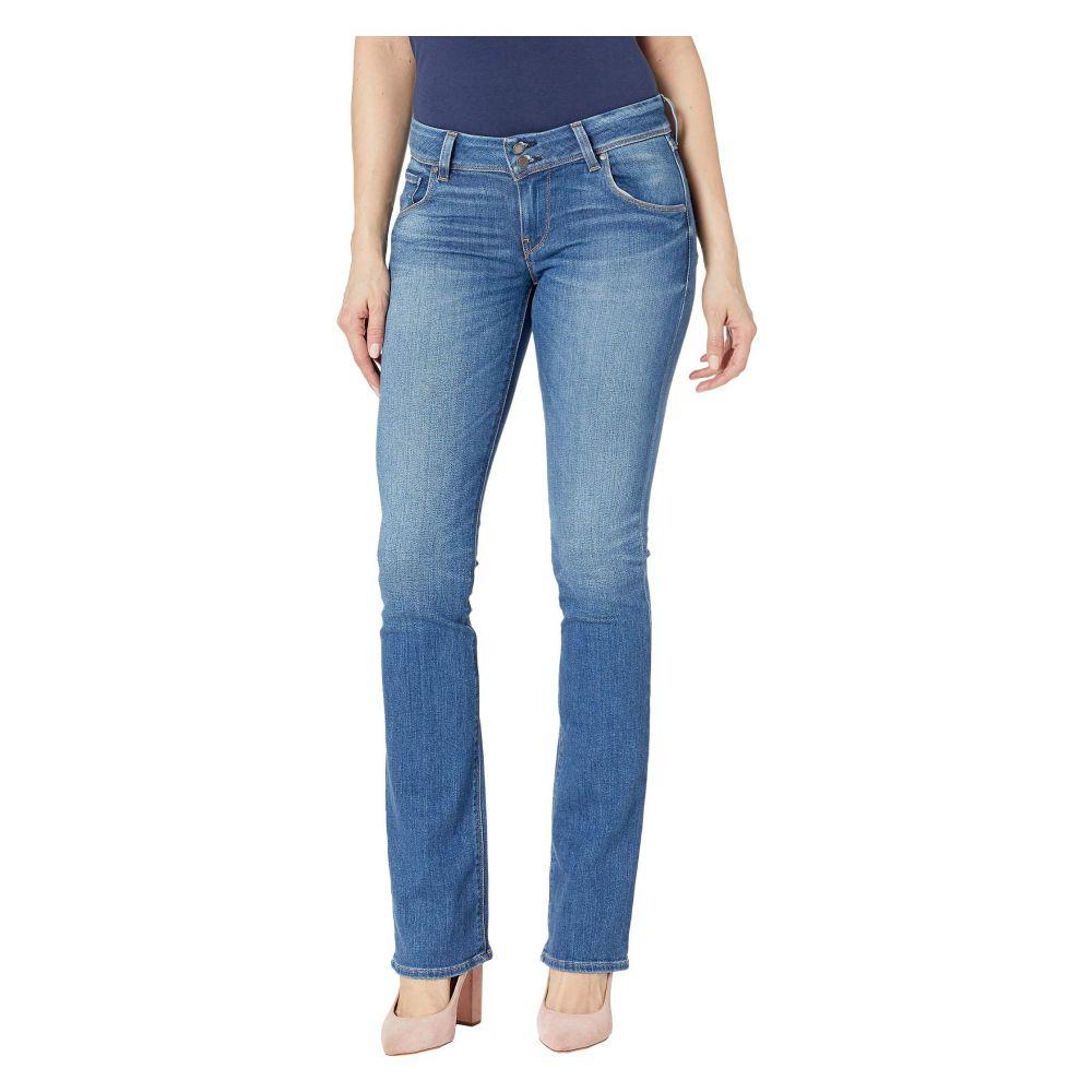 ハドソンジーンズ Hudson Jeans レディース ジーンズ・デニム ブーツカット ボトムス・パンツ【Beth Mid-Rise Slim Bootcut Jeans in Amaranth】Amaranth