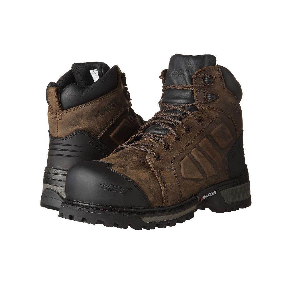 バフィン Baffin メンズ ブーツ シューズ・靴【Monster 6'】Brown