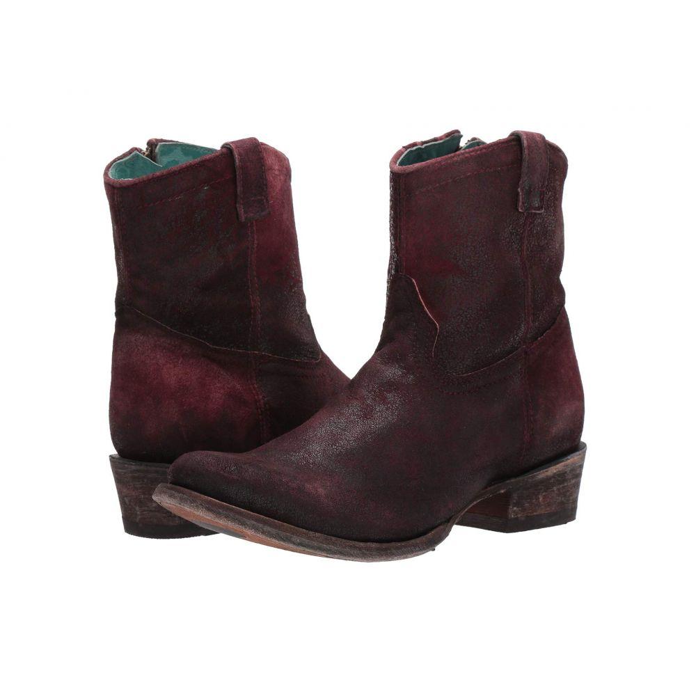 コラル Corral Boots レディース ブーツ シューズ・靴【C3416】Wine