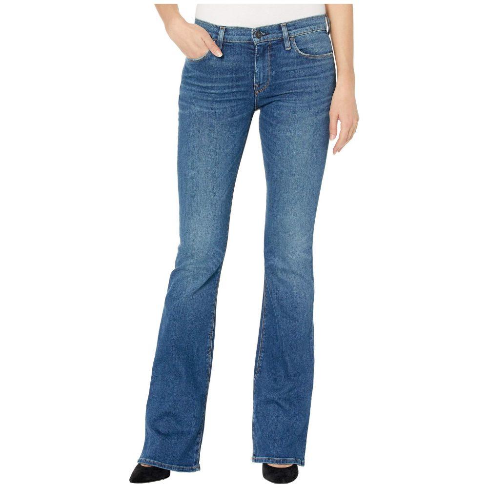 ハドソンジーンズ Hudson Jeans レディース ジーンズ・デニム ブーツカット ボトムス・パンツ【Nico Mid-Rise Bootcut in Gimmick】Gimmick