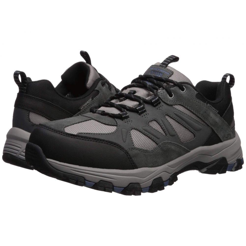 スケッチャーズ SKECHERS メンズ ハイキング・登山 シューズ・靴【Relaxed Fit Selmen - Enago】Grey