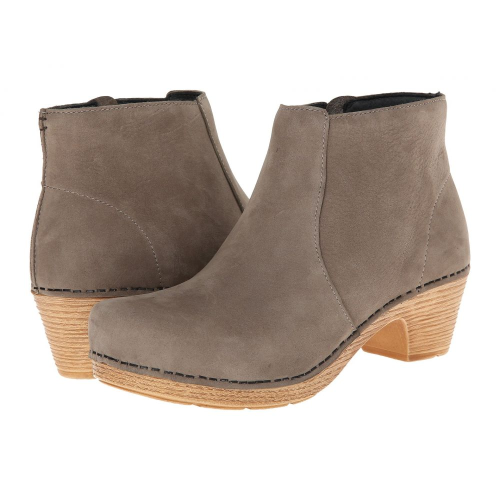 ダンスコ Dansko レディース ブーツ シューズ・靴【Maria】Taupe Milled Nubuck