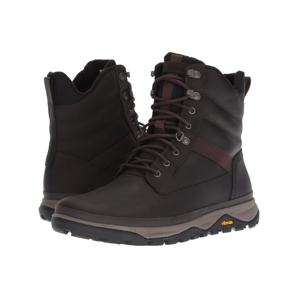 メレル Merrell メンズ ブーツ シューズ・靴【Tremblant 8' Polar Waterproof Ice+】Espresso