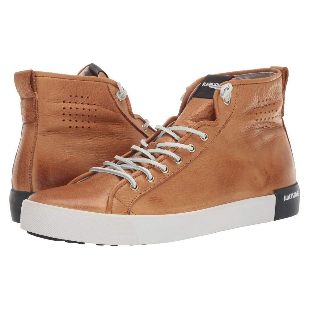 ブラックストーン Blackstone レディース スニーカー ハイカット シューズ・靴【High Top Sneaker - PM43】Rust