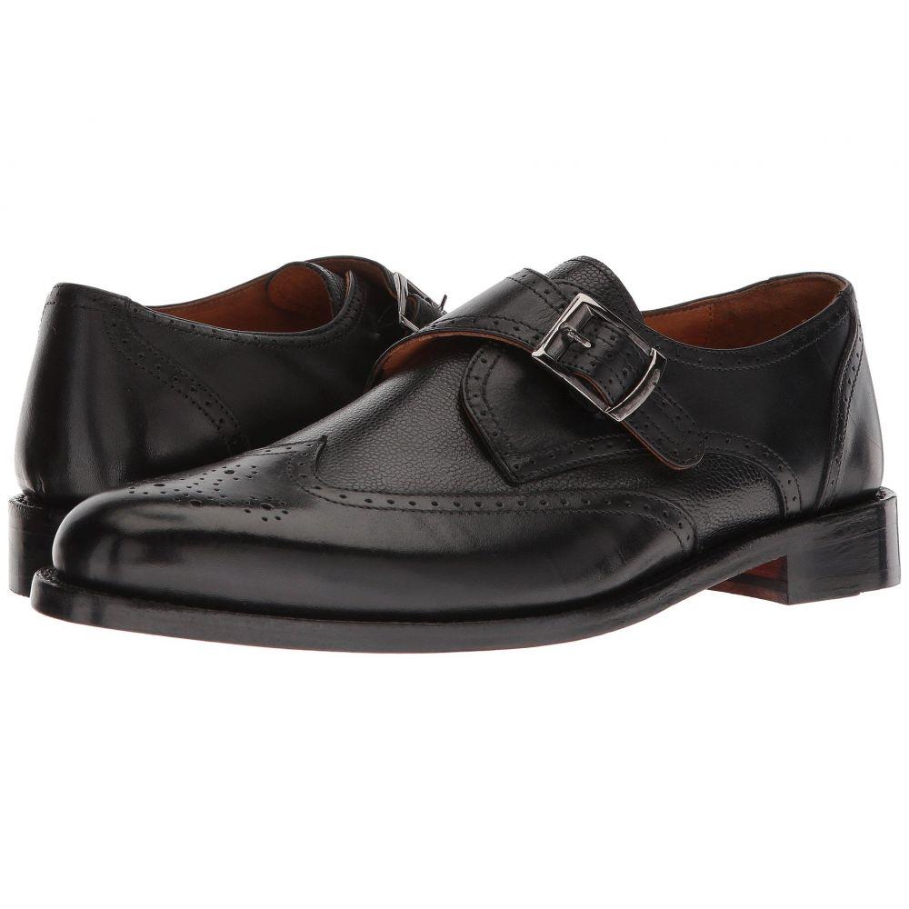 カルロスサンタナ CARLOS by Carlos Santana メンズ 革靴・ビジネスシューズ シューズ・靴【1960 M】Black Full Grain Calfskin Leather
