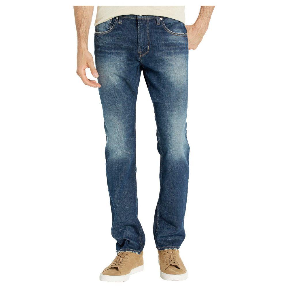 ハドソンジーンズ Hudson Jeans メンズ ジーンズ・デニム ボトムス・パンツ【Blake Slim Straight Zip Fly in Turn Over】Turn Over