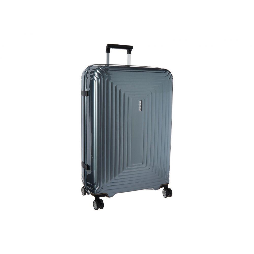 サムソナイト Samsonite レディース スーツケース・キャリーバッグ バッグ【Neopulse 28' Spinner】Metallic Silver