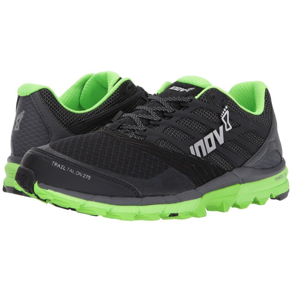 イノヴェイト inov-8 メンズ ランニング・ウォーキング シューズ・靴【TrailTalon 275】Black/Green