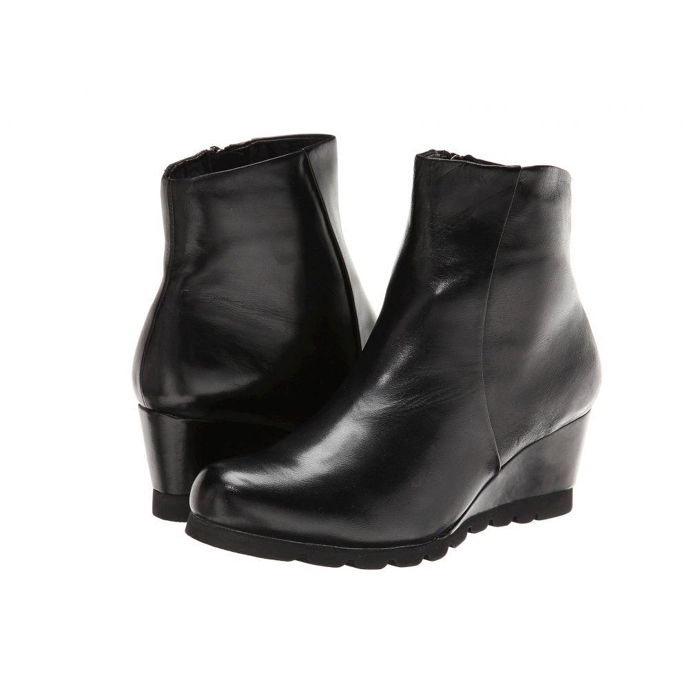 スプリングステップ Spring Step レディース ブーツ シューズ・靴【Ravel】Black