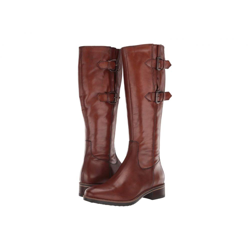 クラークス Clarks レディース ブーツ シューズ・靴【Tamro Spice】Tan Leather