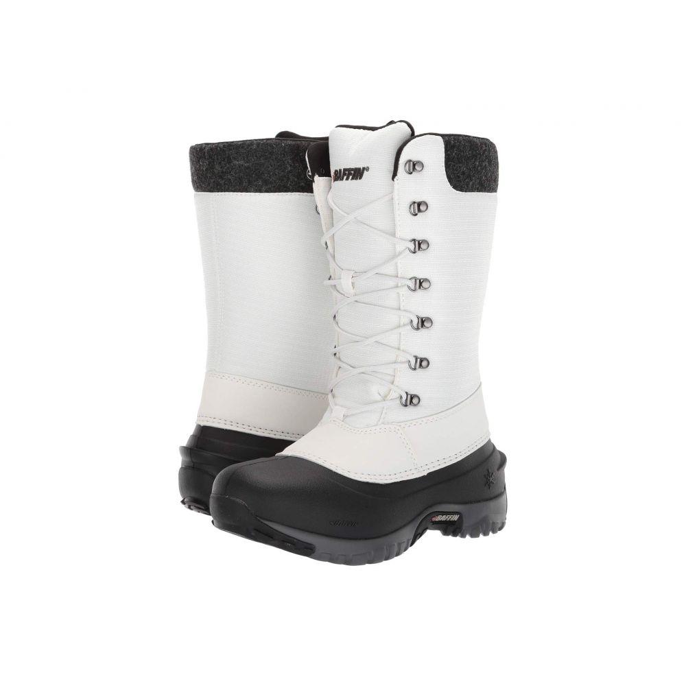 バフィン Baffin レディース ブーツ シューズ・靴【Jess】Black/White