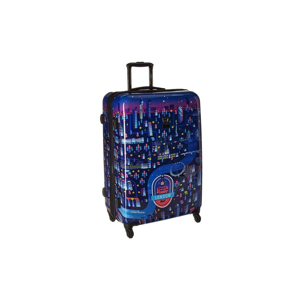 ヘイズ Heys America レディース スーツケース・キャリーバッグ バッグ【Aldo Crusher Twilight 30' Spinner】Multicolor