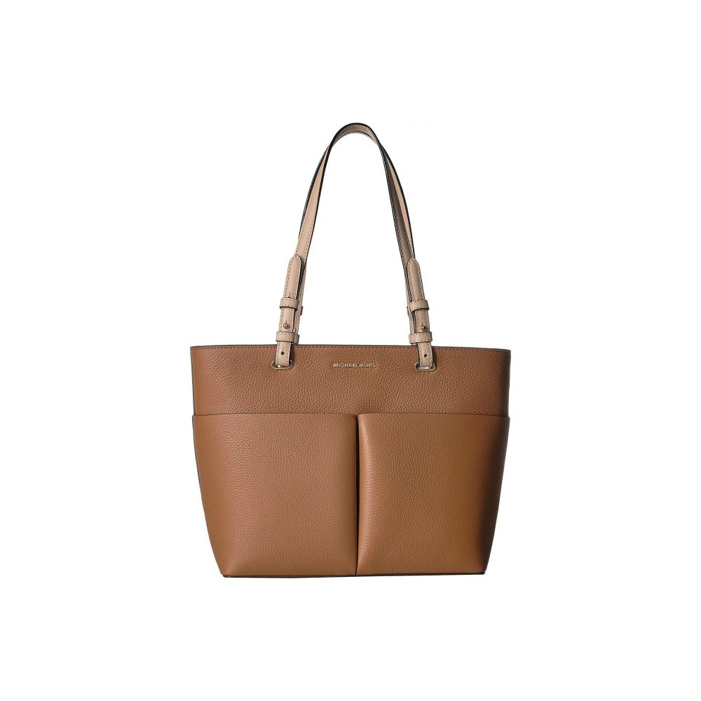 マイケル コース MICHAEL Michael Kors レディース トートバッグ バッグ【Bedford Medium Top Zip Pocket Tote】Acorn