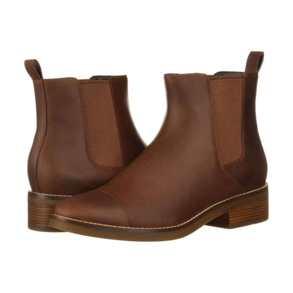 コールハーン Cole Haan レディース ブーツ シューズ・靴【Mara Grand Chelsea Bootie】Harvest Brown Leather WP