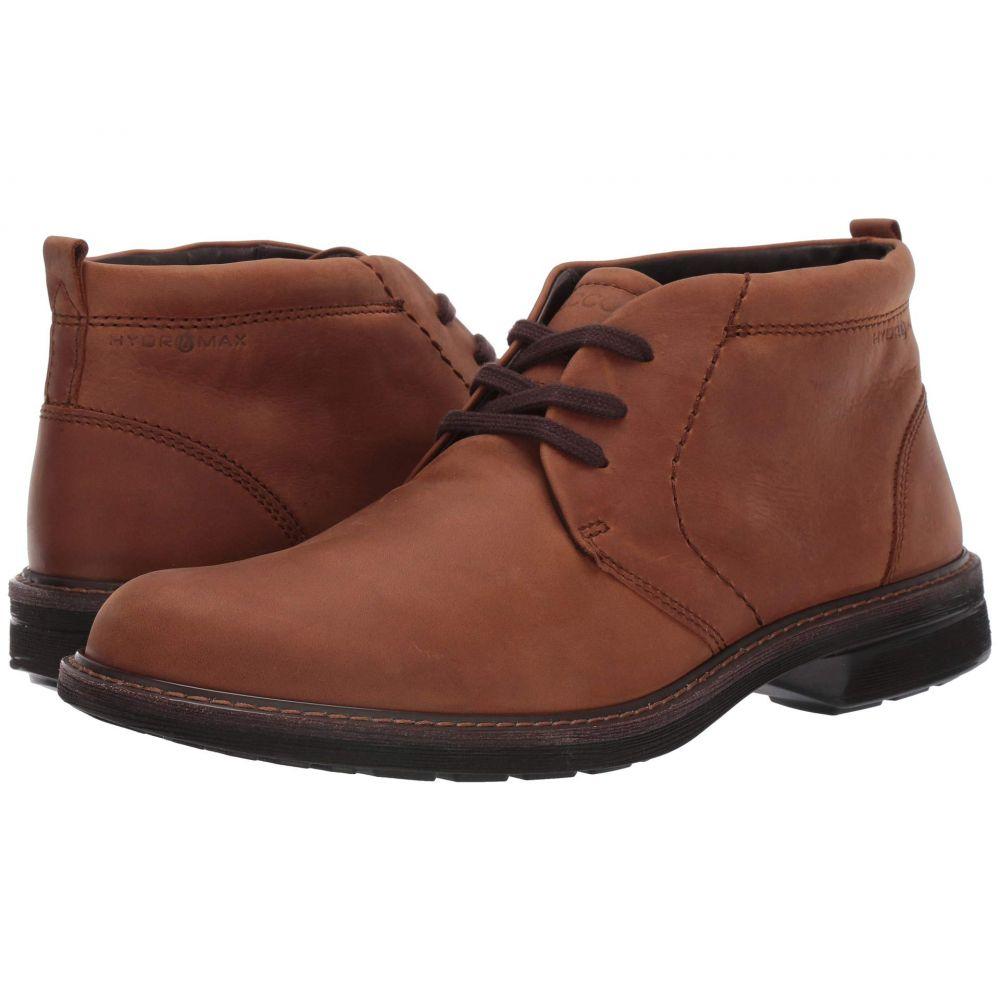 エコー ECCO メンズ ブーツ チャッカブーツ シューズ・靴【Turn Chukka Waterproof Boot】Amber