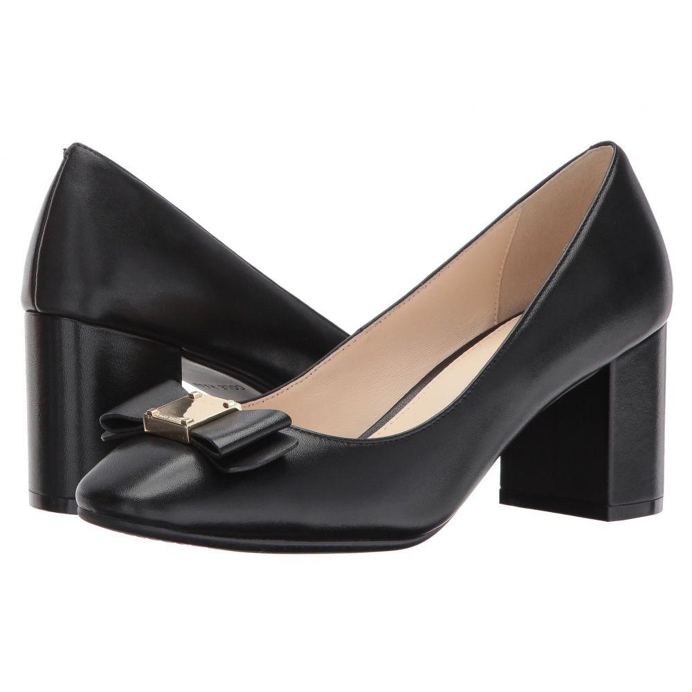 コールハーン Cole Haan レディース パンプス シューズ・靴【Tali Bow Pump】Black Leather