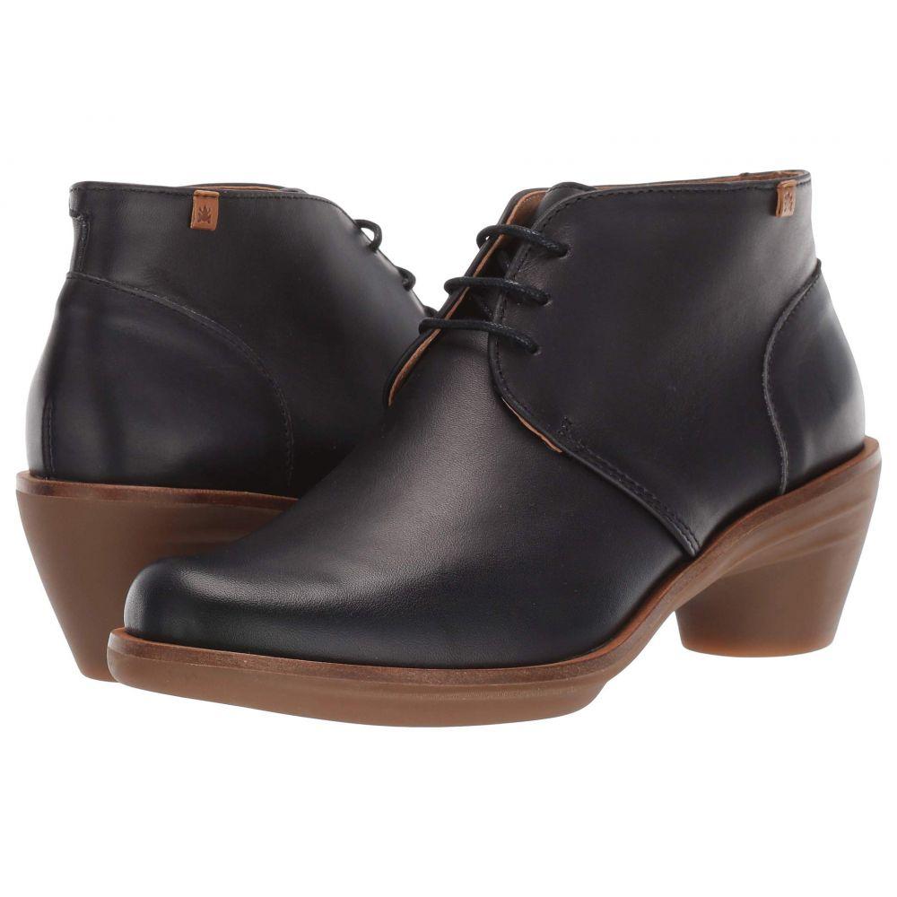 エル ナチュラリスタ El Naturalista レディース ブーツ シューズ・靴【Aqua N5357】Black