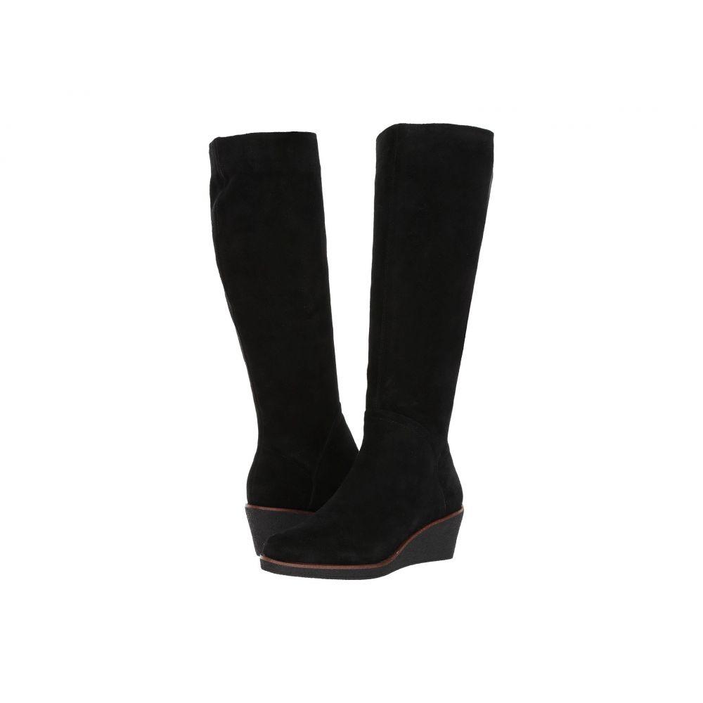 エアロソールズ Aerosoles レディース ブーツ シューズ・靴【Binocular】Black Suede