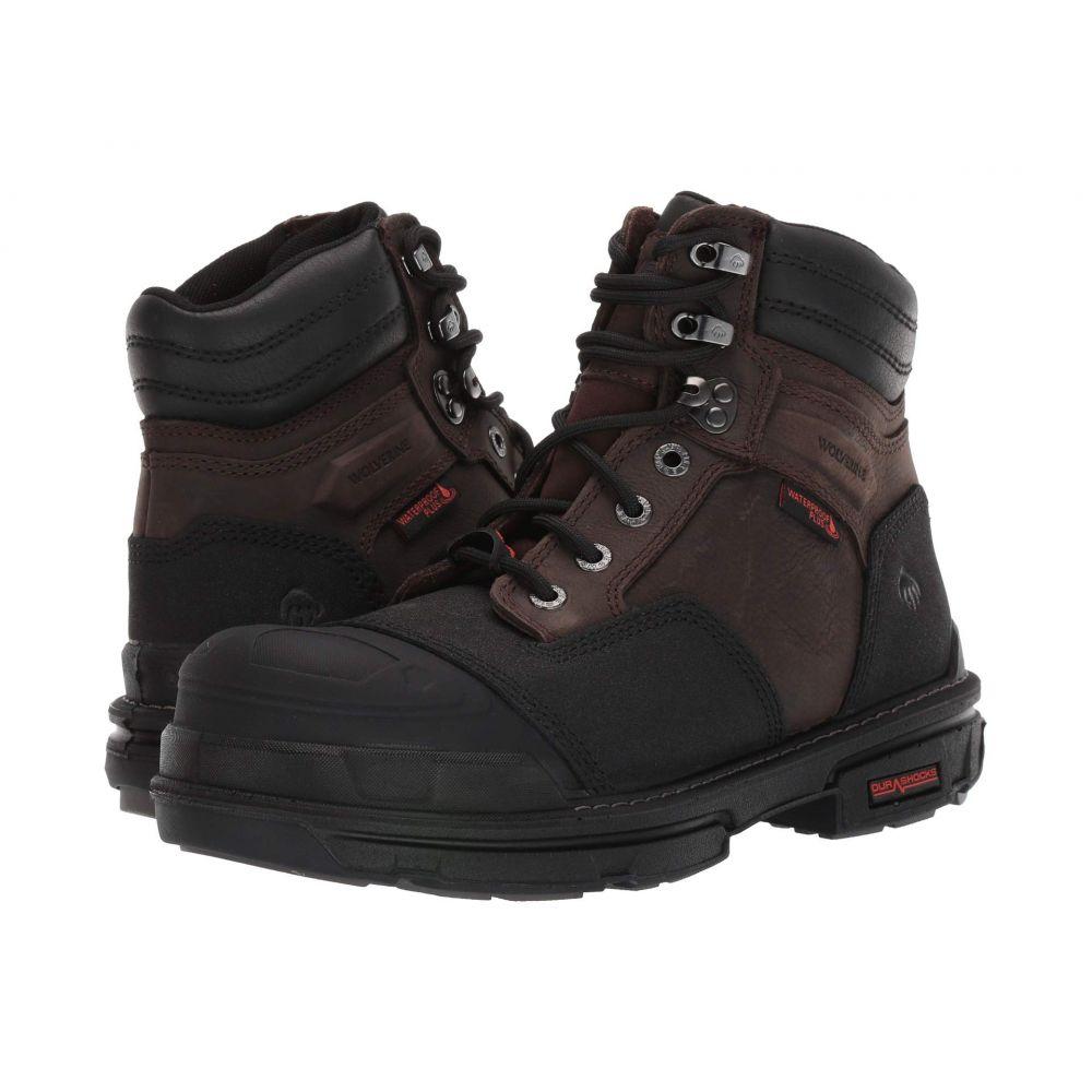 ウルヴァリン Wolverine メンズ ブーツ シューズ・靴【Yukon CarbonMax 6' Boot】Coffee Bean