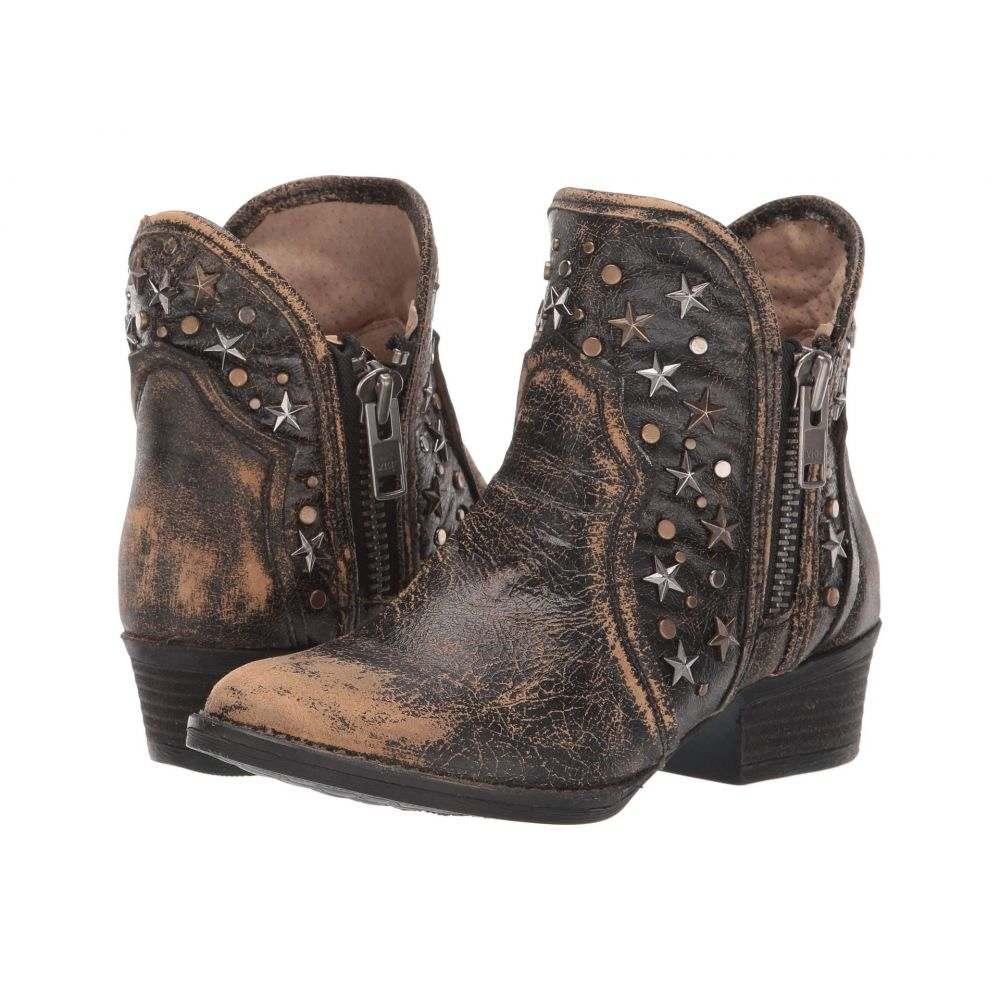 コラル Corral Boots レディース ブーツ シューズ・靴【Q5097】Black