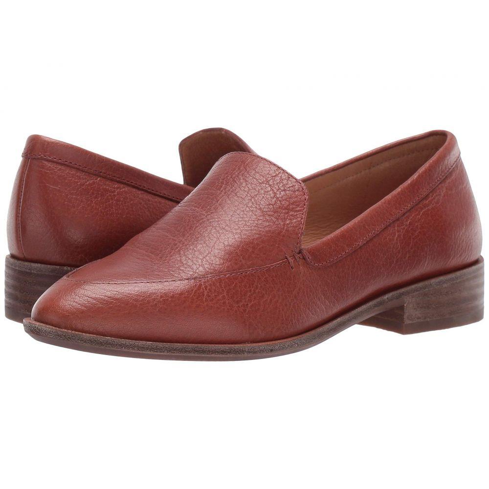 メイドウェル Madewell レディース ローファー・オックスフォード シューズ・靴【Frances Loafer】Burnished Mahogany