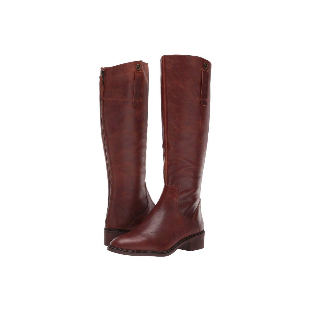 フランコサルト Franco Sarto レディース ブーツ シューズ・靴【Becky】Cognac Leather