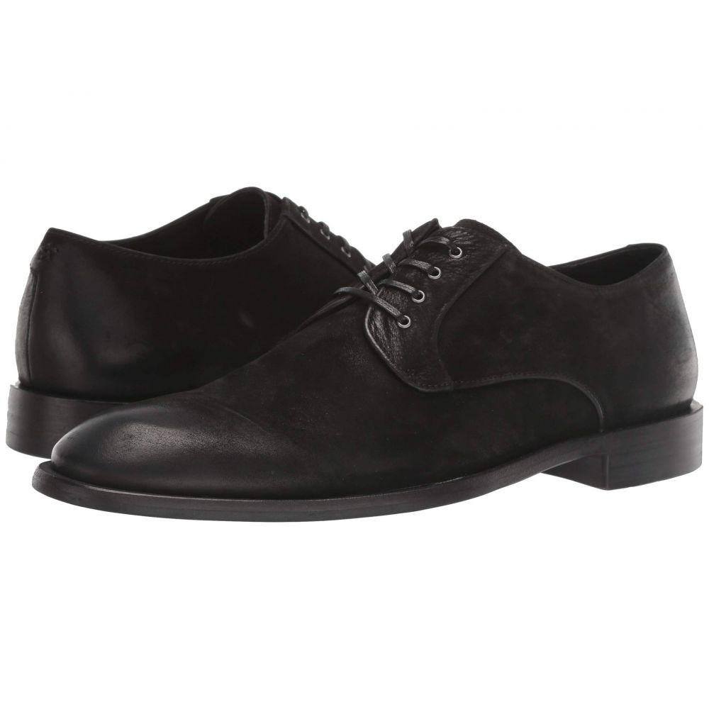 ジョン バルベイトス John Varvatos メンズ 革靴・ビジネスシューズ ダービーシューズ シューズ・靴【NYC Derby】Black