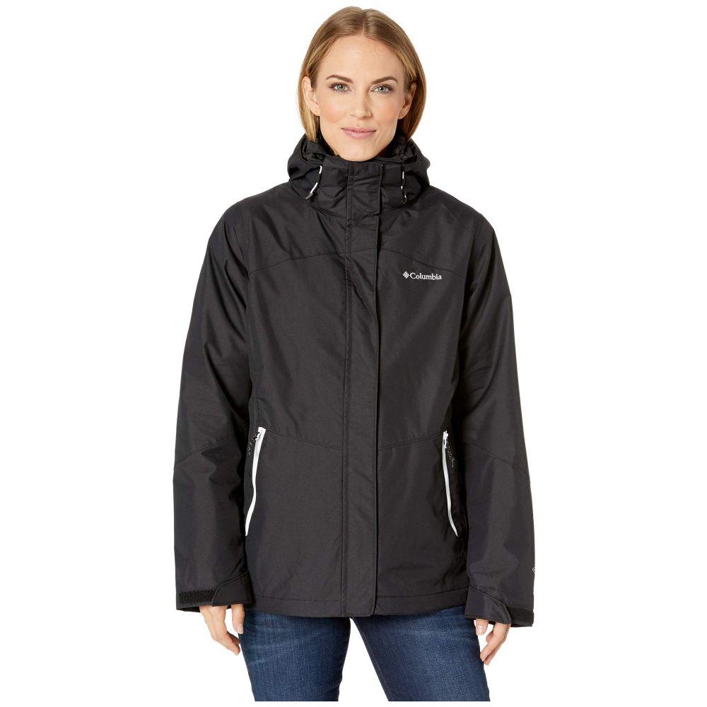 コロンビア Columbia レディース フリース トップス【Bugaboo(TM) II Fleece Interchange Jacket】Black/White