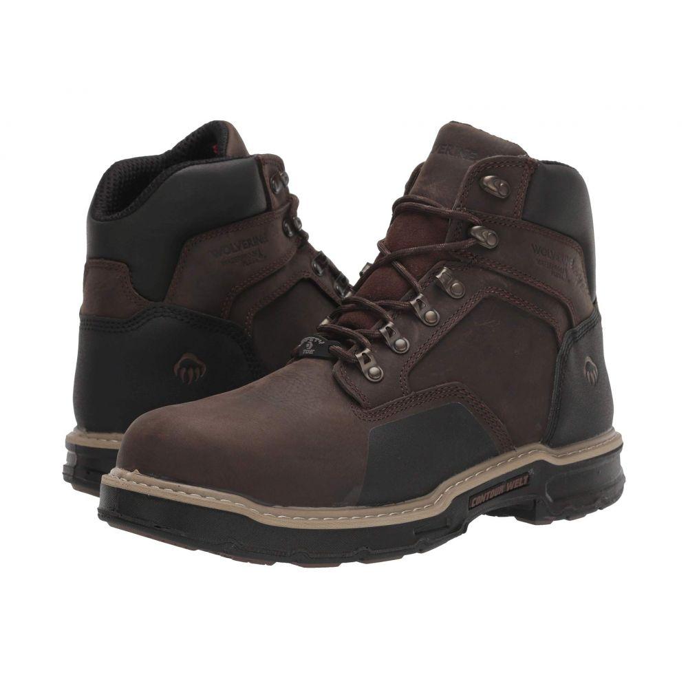 ウルヴァリン Wolverine メンズ ブーツ シューズ・靴【Bandit Insulated CarbonMAX 6' Boot】Dark Brown