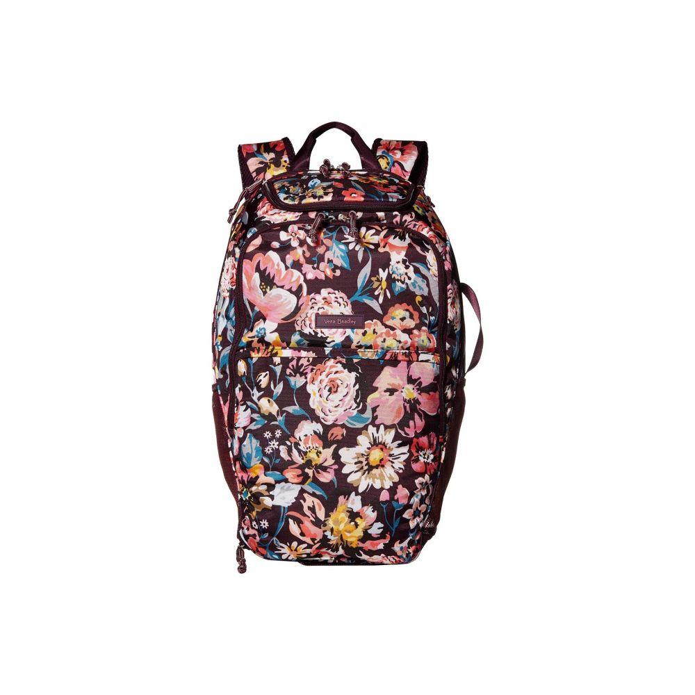 ヴェラ ブラッドリー Vera Bradley レディース バックパック・リュック バッグ【Lighten Up Journey Backpack】Indiana Blossoms