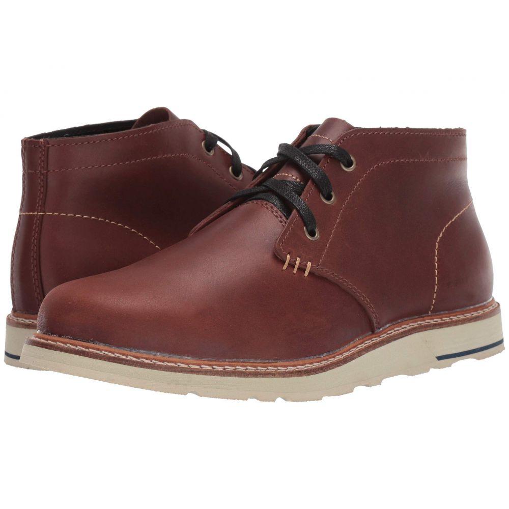ジョージアブーツ Georgia Boot メンズ ブーツ ウェッジソール チャッカブーツ シューズ・靴【Small Batch Chukka Wedge】Brown