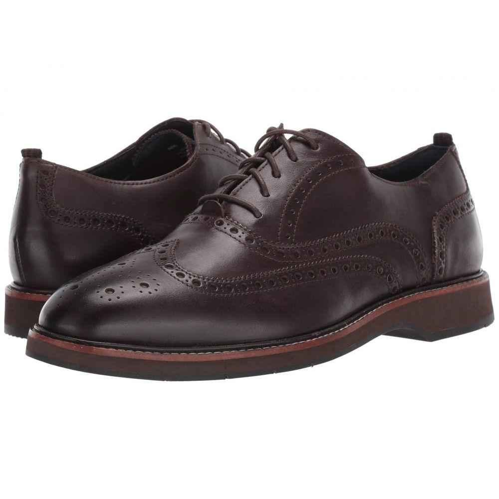 コールハーン Cole Haan メンズ 革靴・ビジネスシューズ シューズ・靴【Morris Wing Oxford】Java
