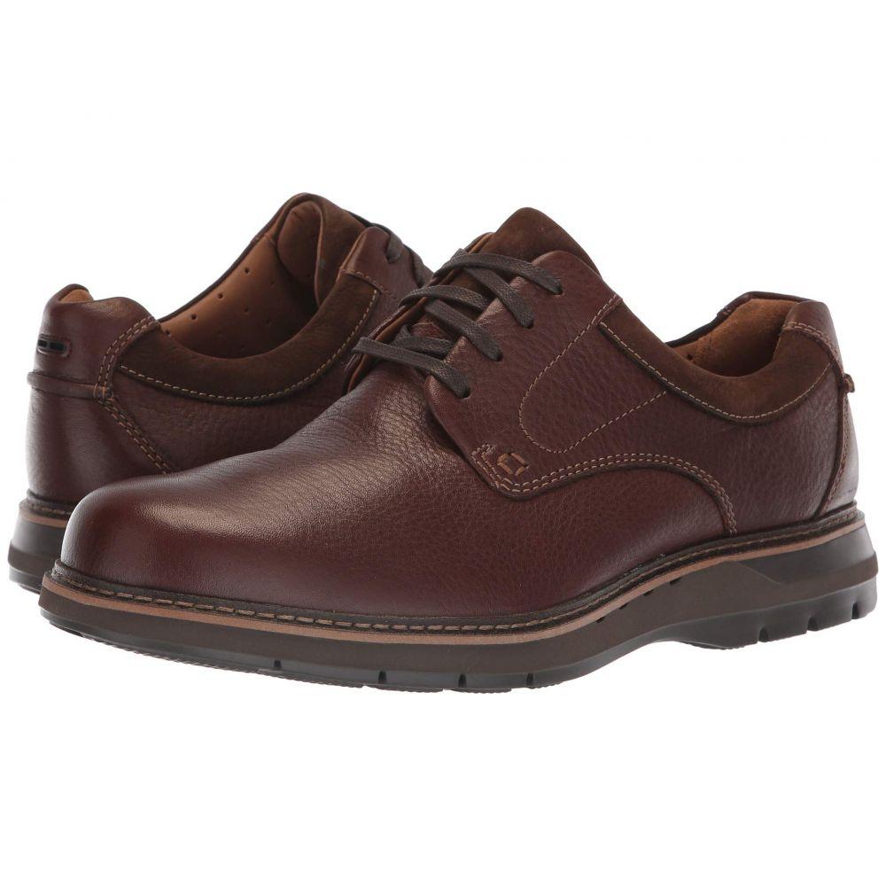 クラークス Clarks メンズ 革靴・ビジネスシューズ シューズ・靴【Un Ramble Lo】Mahogany Leather