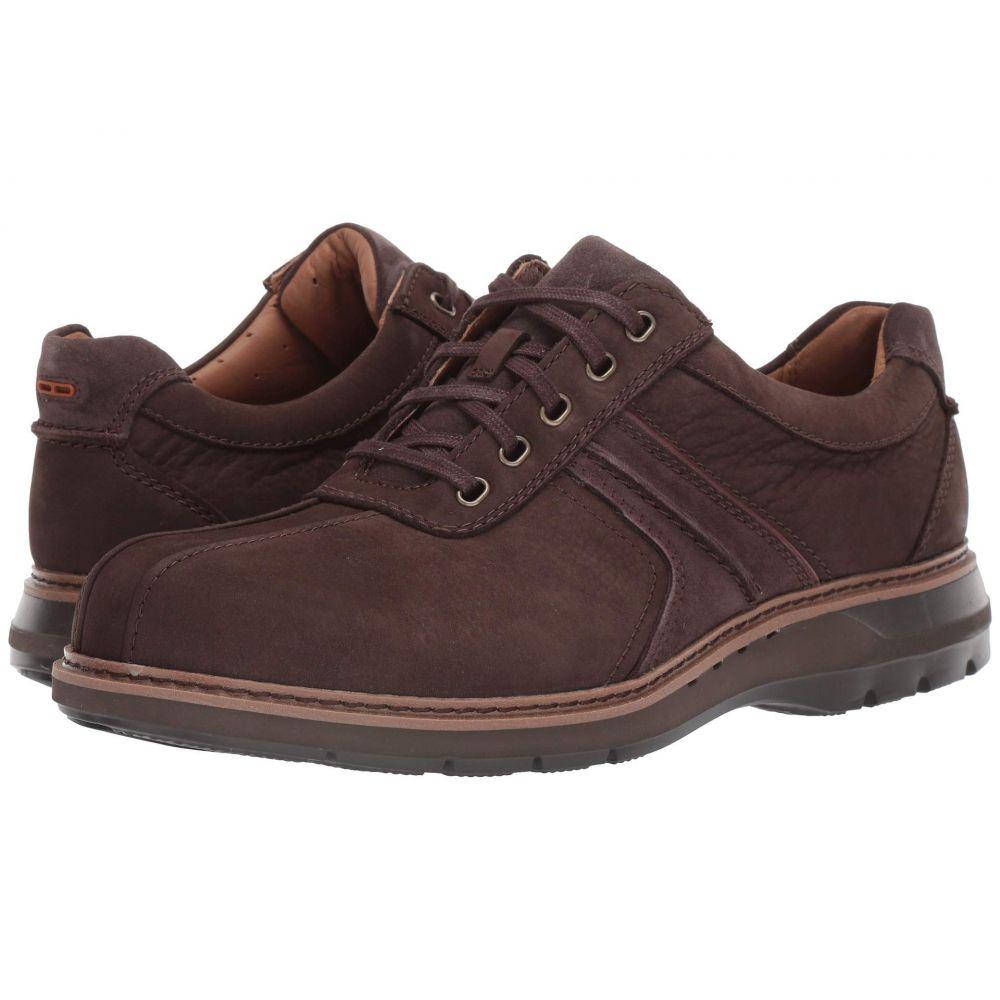 クラークス Clarks メンズ 革靴・ビジネスシューズ シューズ・靴【Un Ramble Go】Brown Nubuck