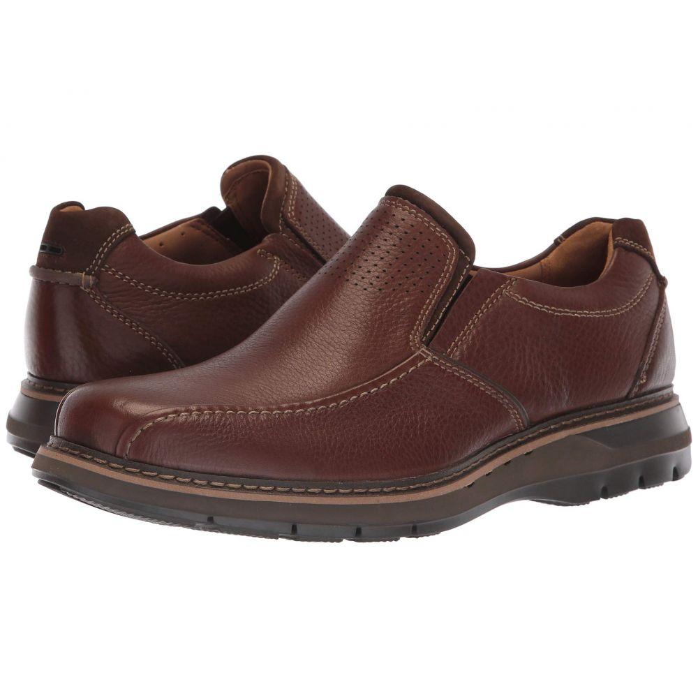 クラークス Clarks メンズ ローファー シューズ・靴【Un Ramble Step】Mahogany Leather