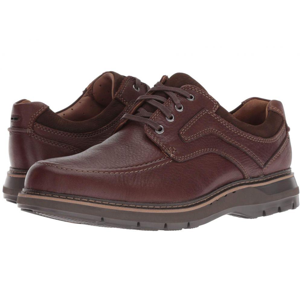 クラークス Clarks メンズ 革靴・ビジネスシューズ シューズ・靴【Un Ramble Lace】Mahogany Leather