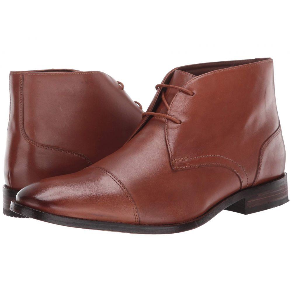 ボストニアン Bostonian メンズ ブーツ シューズ・靴【Nantasket Mid】Tan Leather