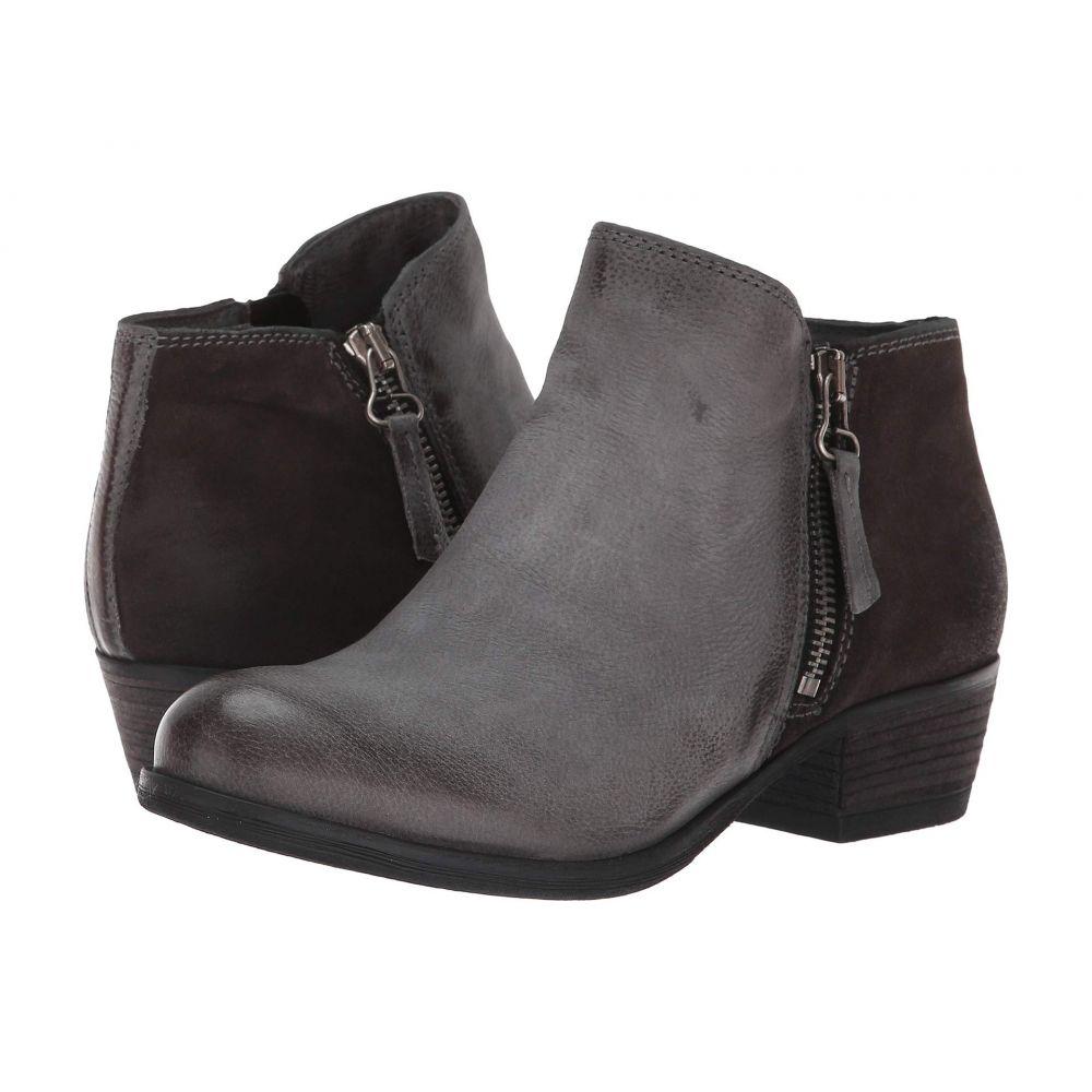 ミズムーズ Miz Mooz レディース ブーツ シューズ・靴【Bangkok】Granite