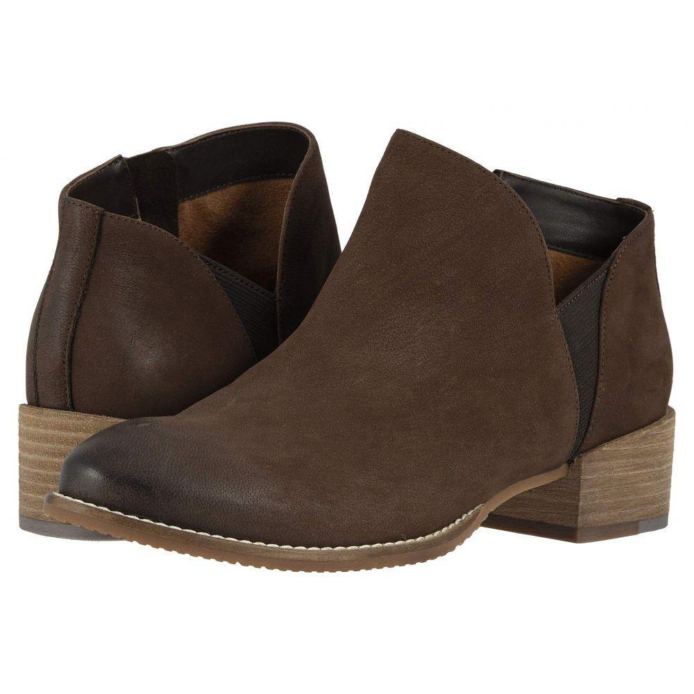 ソフトウォーク SoftWalk レディース ブーツ シューズ・靴【SAVA x Tegan】Dark Brown