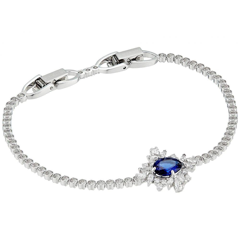 スワロフスキー Swarovski レディース ブレスレット ジュエリー・アクセサリー【Sapphire Palace Bracelet】CZ White