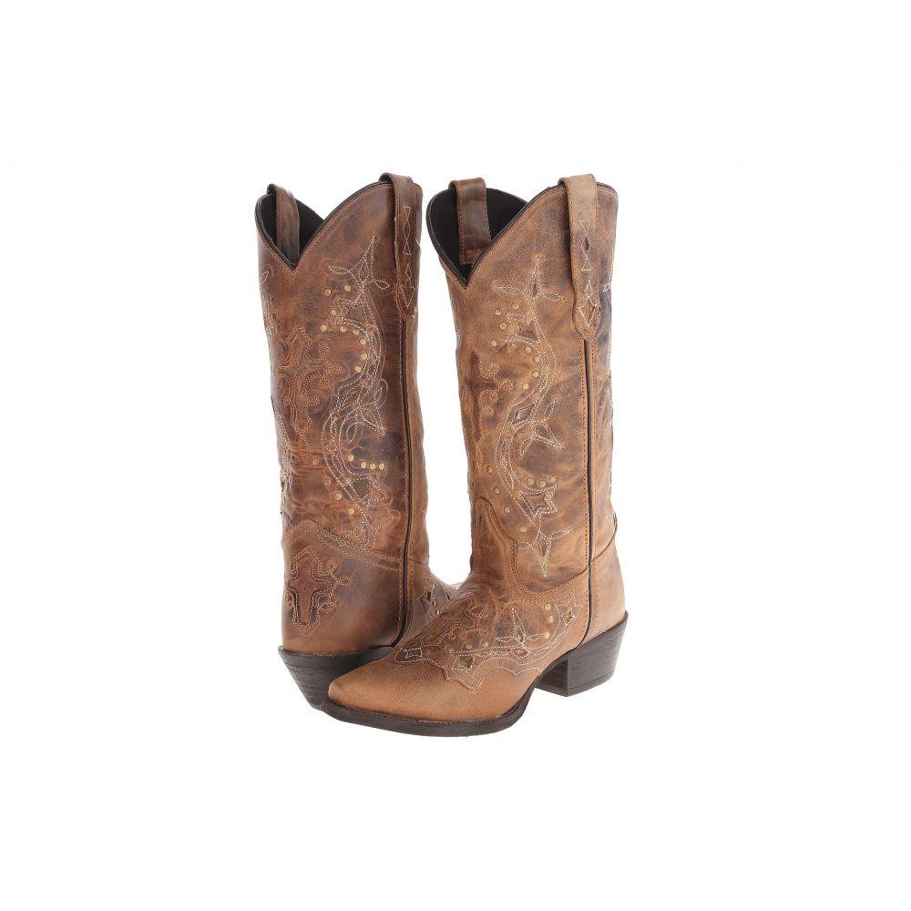 ラレド Laredo レディース ブーツ シューズ・靴【Cross Point】Brown Rust