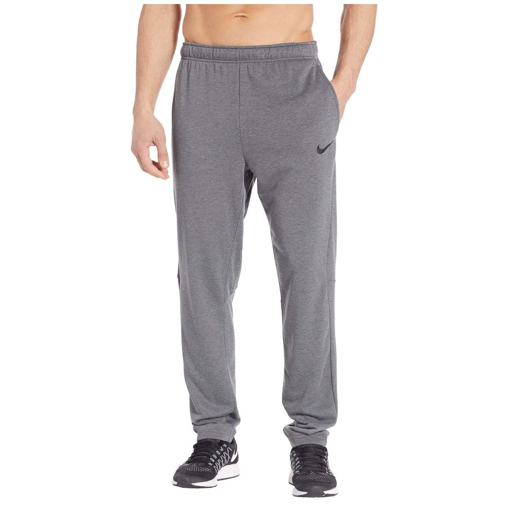 ナイキ Nike メンズ フィットネス・トレーニング ボトムス・パンツ【Dry Training Regular Pant】Charcoal Heather/Black