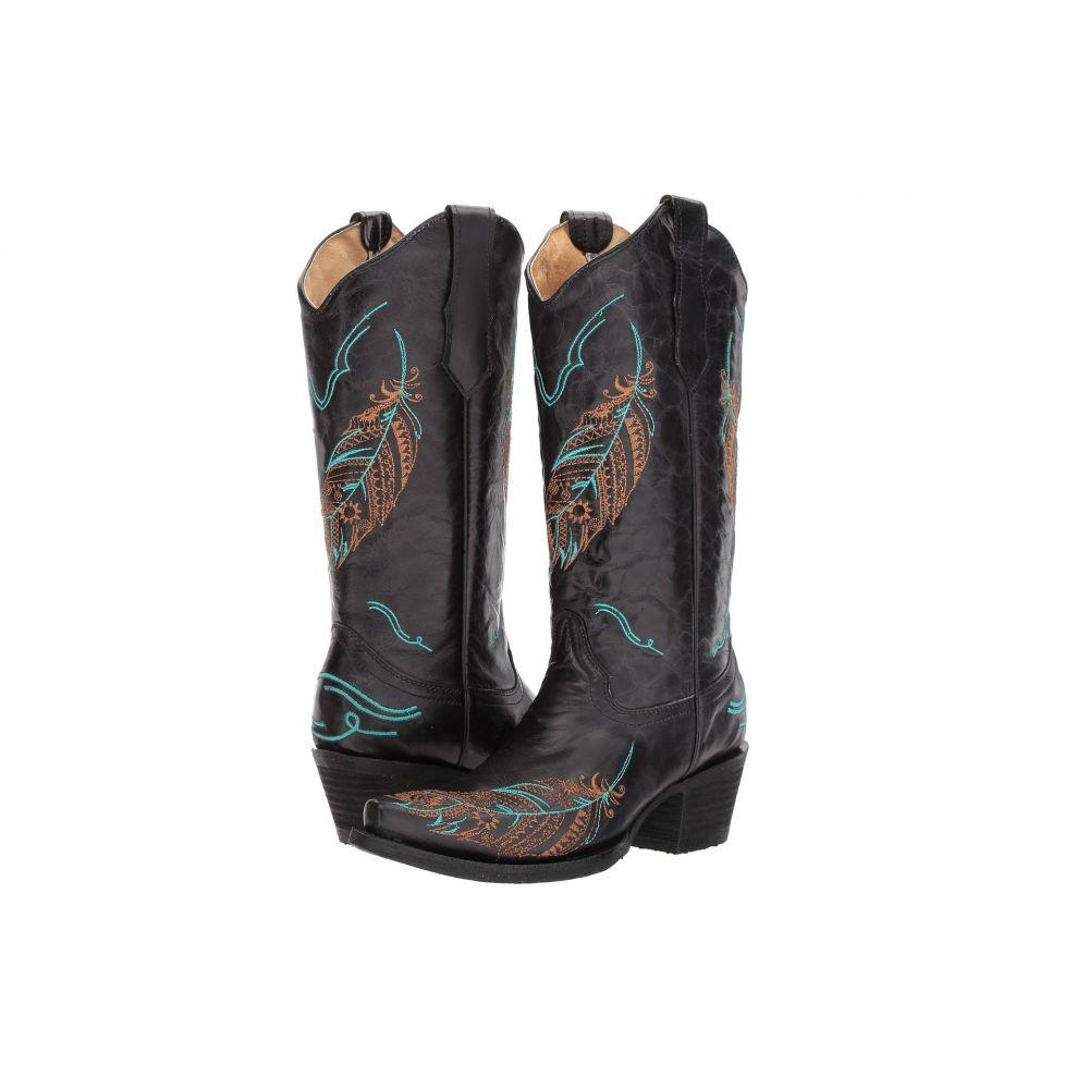 コラル Corral Boots レディース ブーツ シューズ・靴【L5286】Black