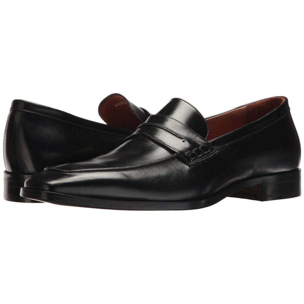 マッテオ マッシモ Massimo Matteo メンズ ローファー シューズ・靴【New Mocc Penny】Black