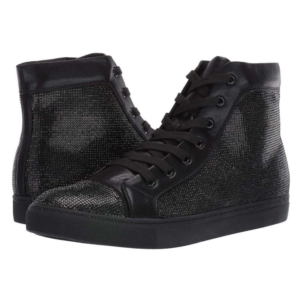 スティーブ マデン Steve Madden メンズ スニーカー シューズ・靴【Sparkle High-Top Sneaker】Black