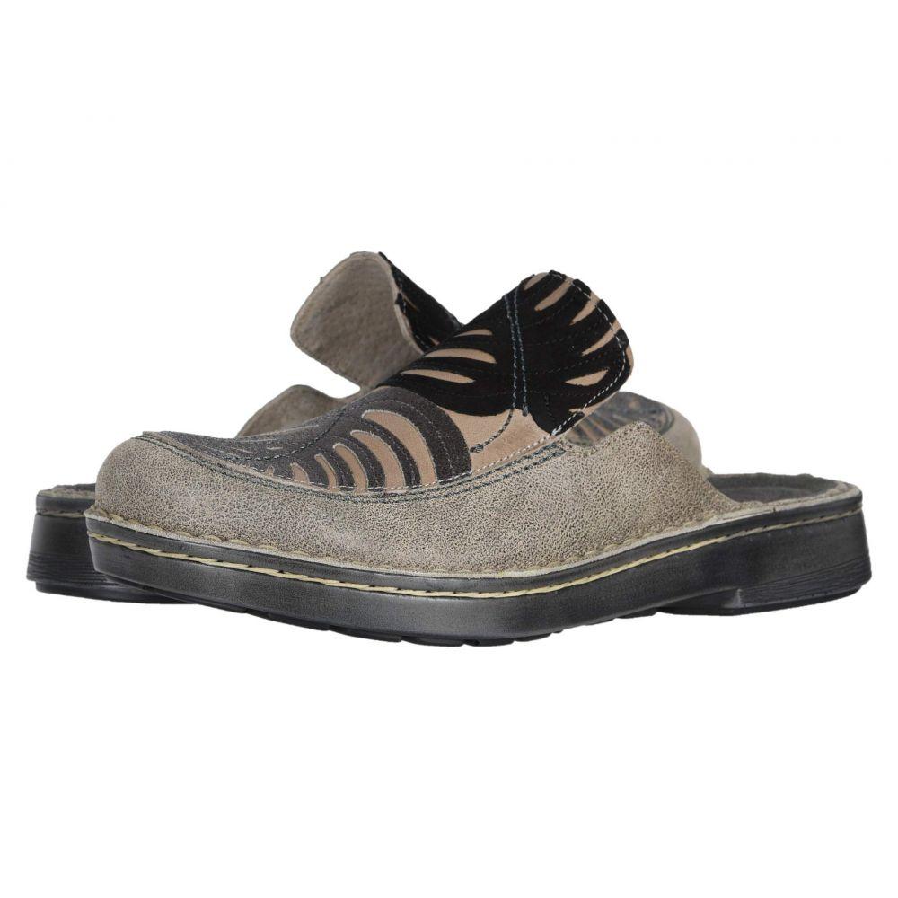 ナオト Naot レディース サンダル・ミュール シューズ・靴【Zafra】Beige Leather/Beige Nubuck/Gray Leather/Black Velvet Nubuck